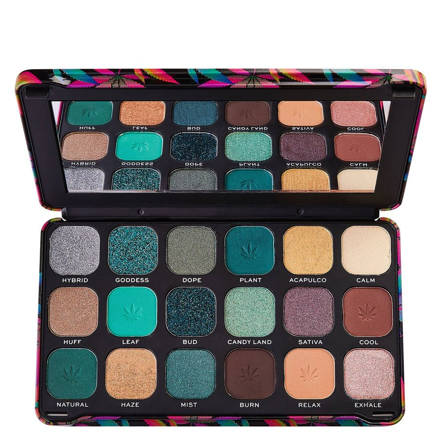 Makeup Revolution Forever Flawless Chilled Palette