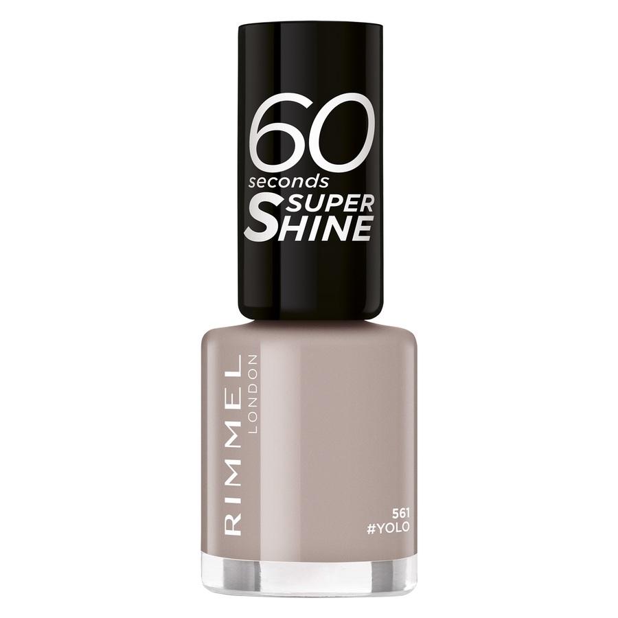 Rimmel London 60 Seconds Super Shine 561 Yolo 8ml