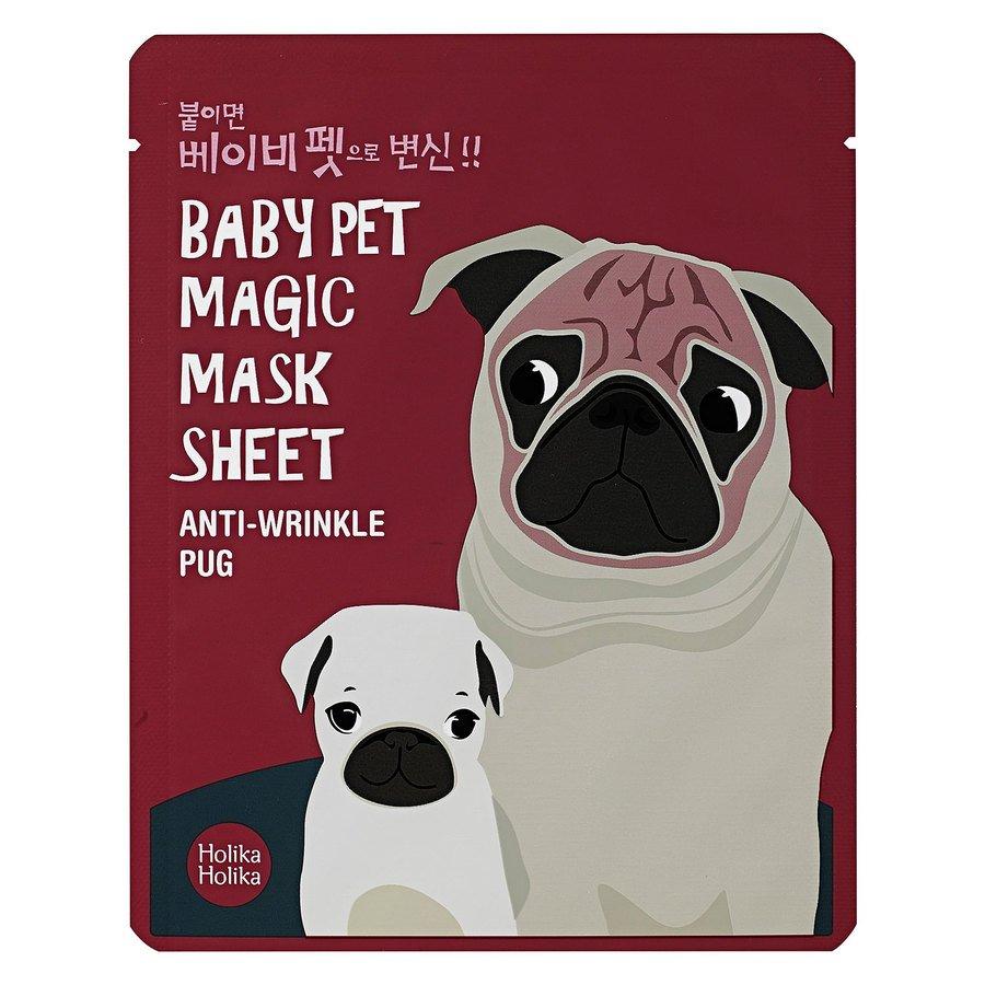 Holika Holika Baby Pet Magic Mask Sheet (Pug) 22ml