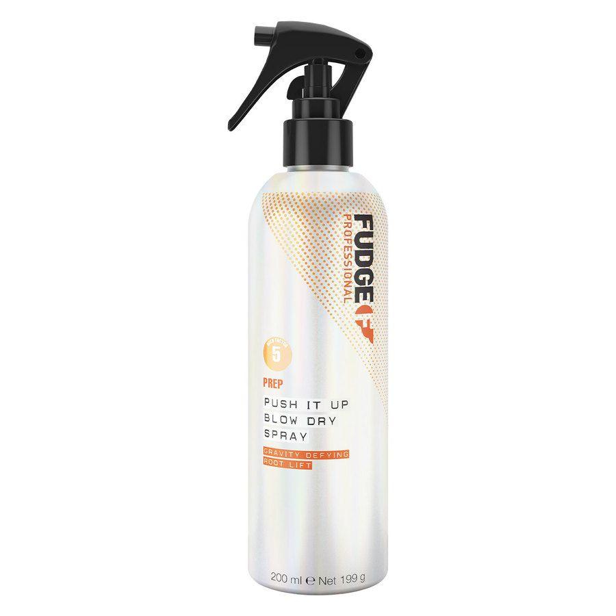 Fudge Push-It-Up Blow Dry Spray 200ml