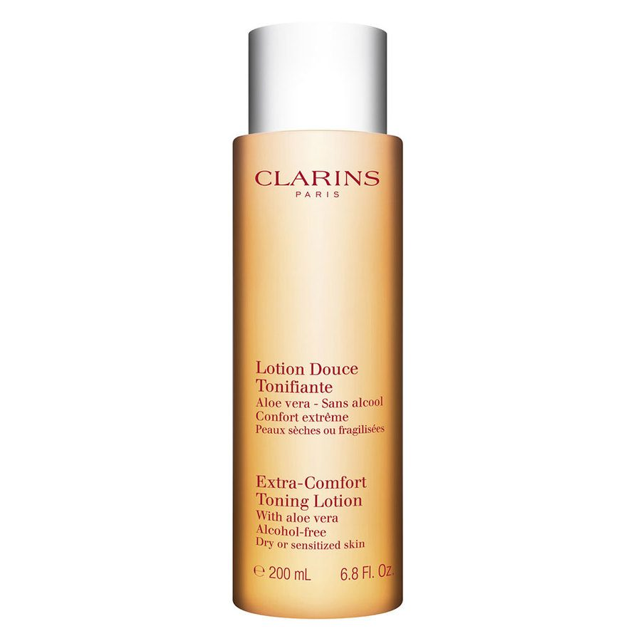 Clarins Extra Comfort Toning Lotion Dry/Sensitive Skin 200 ml