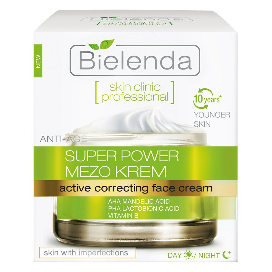 Bielenda Skin Clinic Professional Active Correcting Face Cream 50 ml
