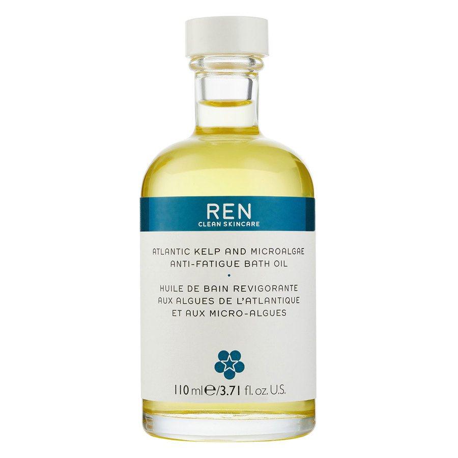 REN Clean Skincare Atlantic Kelp Bath Oil 110 ml