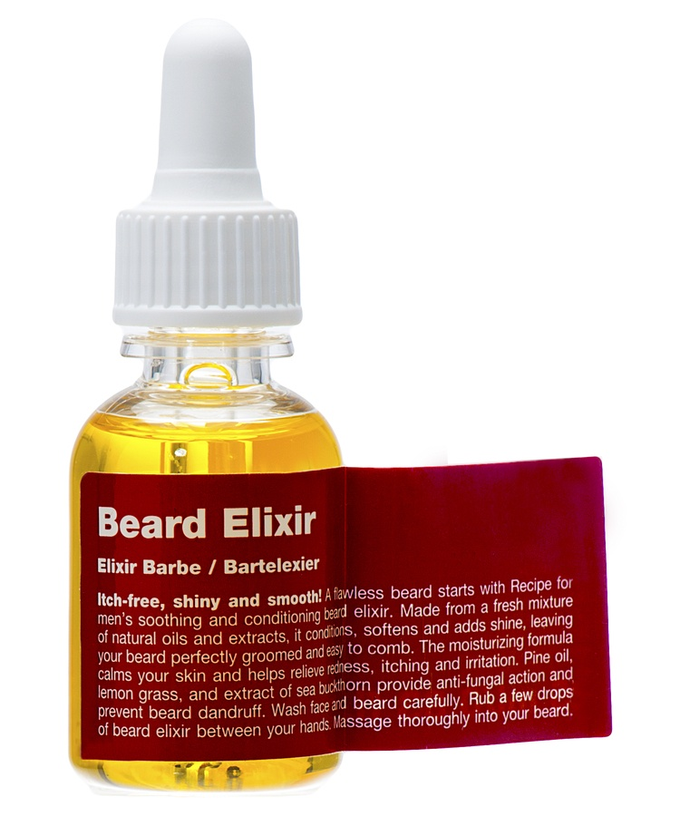 Recipe For Men Beard Elixir 25 ml