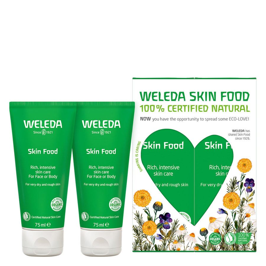 Weleda Skin Food Duo Set 2 x 75 ml
