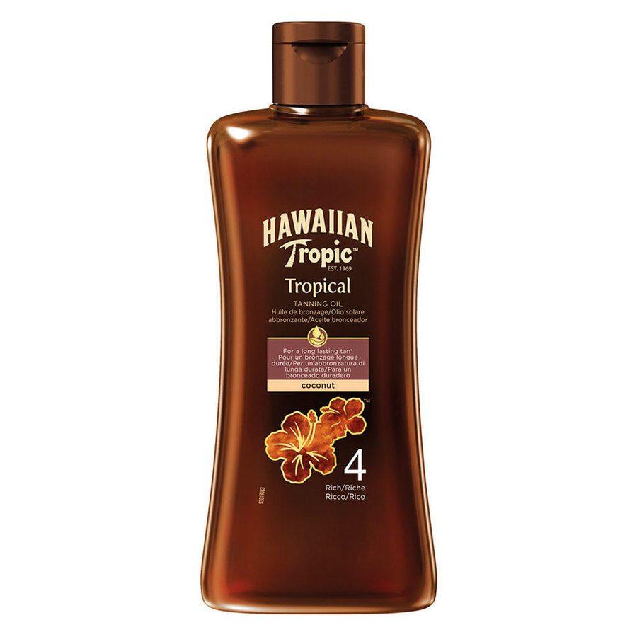 Hawaiian Tropic Tan Oil Rich 200ml