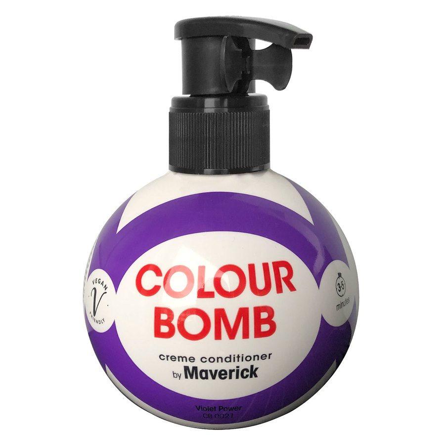 Colour Bomb Färgbalsam Violet Power 250 ml