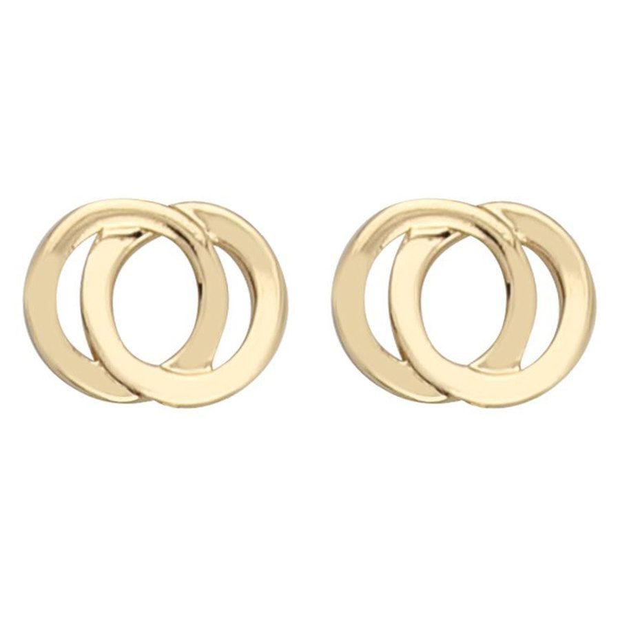 Snö of Sweden Francis Earring Plain 1 par