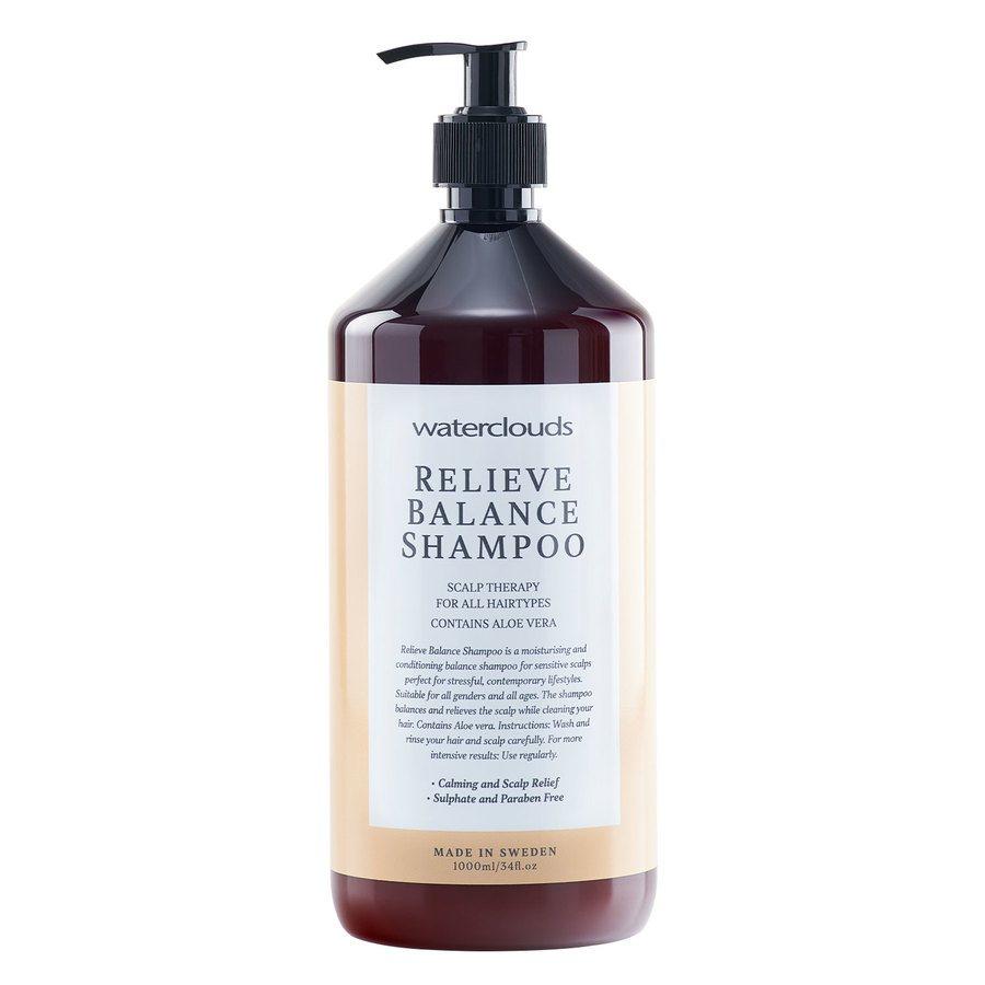Waterclouds Relieve Balance Shampoo 1000 ml