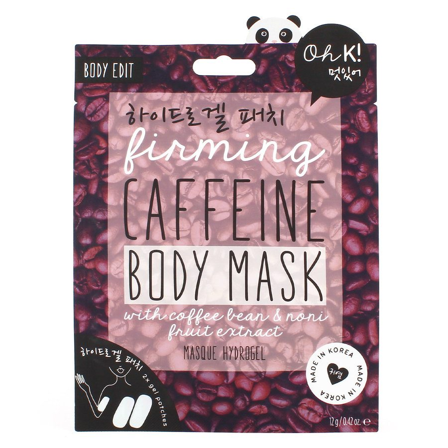 Oh K! Firming Caffeine Body Mask 12g