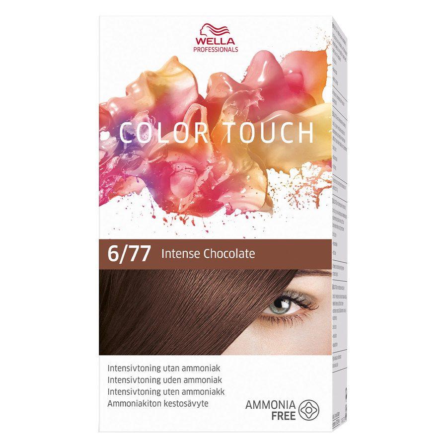 Wella Professionals Color Touch CT OTC 100 ml 6/77 Deep Brown SKAN