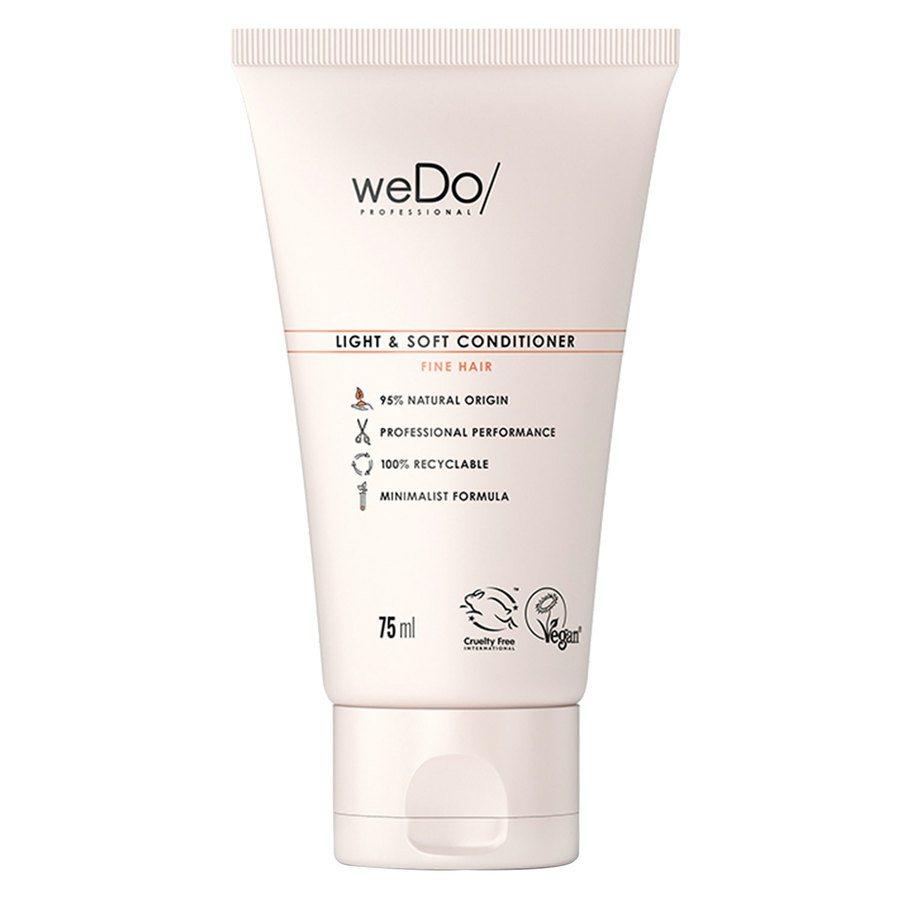 weDo Light & Soft Conditioner 75 ml