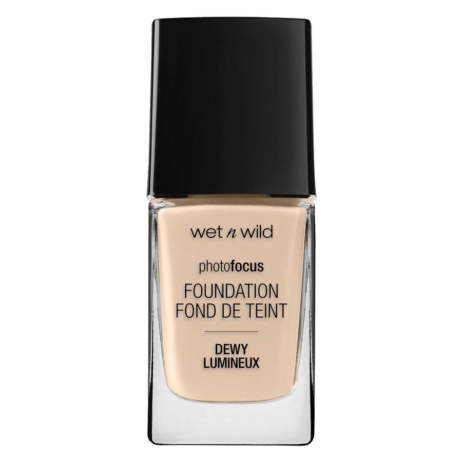 Wet 'n Wild Photo Focus Dewy Foundation Nude Ivory 28 ml