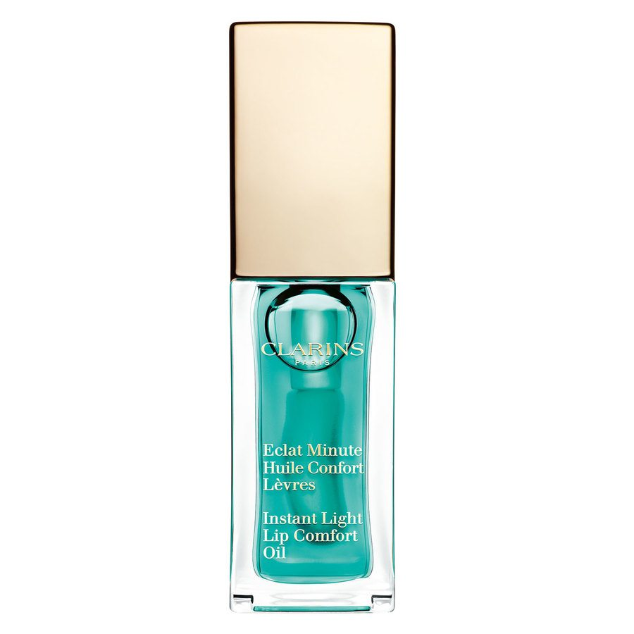 Clarins Instant Light Lip Comfort Oil #06 Mint 7 ml