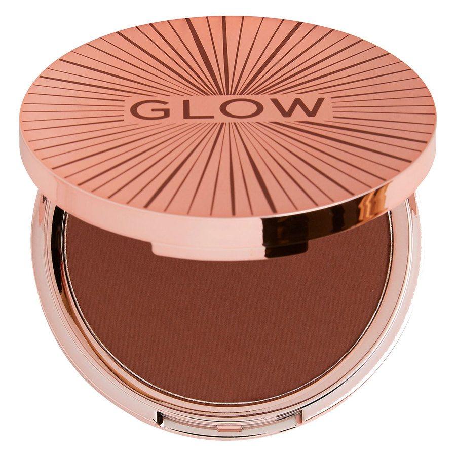 Makeup Revolution Glow Splendour Ultra Matte Bronzer Dark 15 g