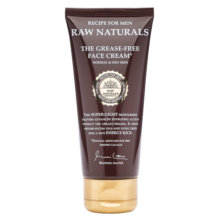 Raw Naturals The Grease-Free Face Cream 100 ml