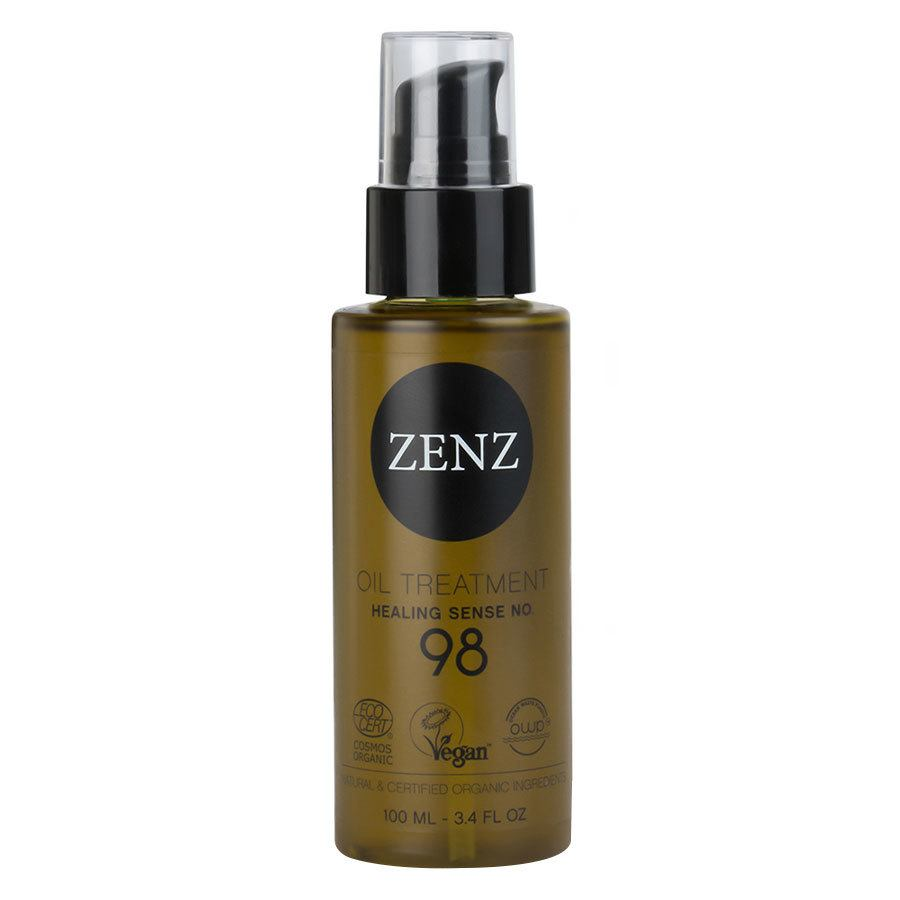Zenz Organic No. 98 Oil Treatment Healing Sense 100 ml