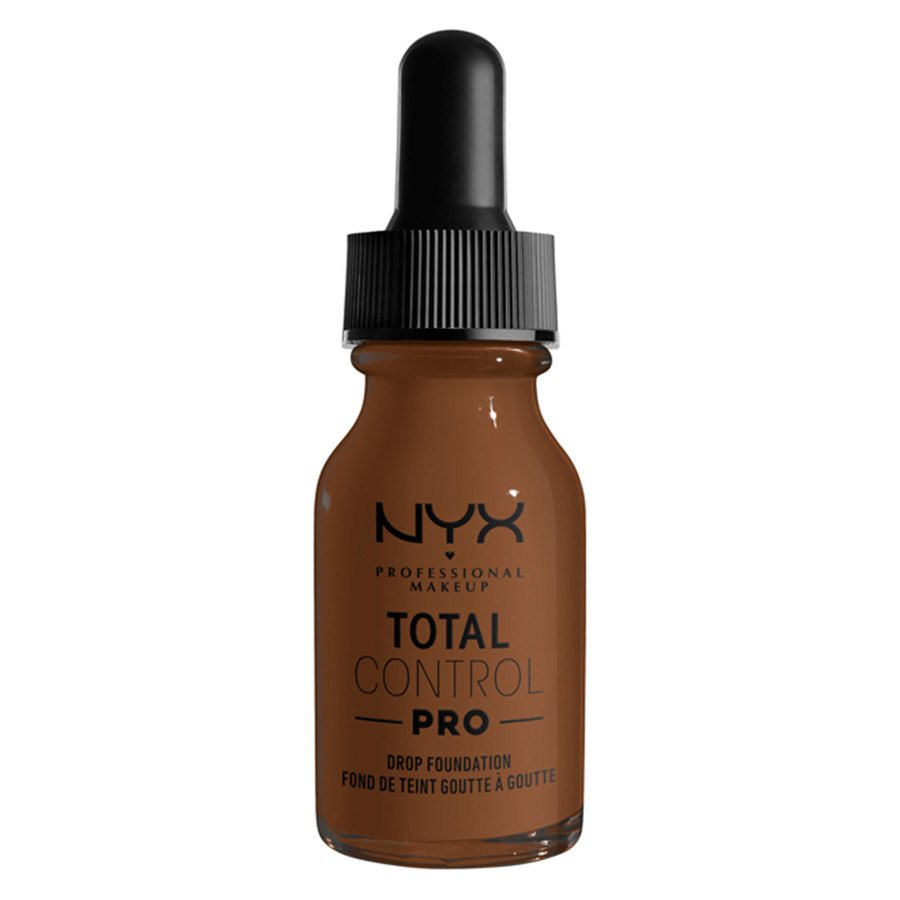 NYX Professional Makeup Total Control Pro Drop Foundation Mocha 13 ml