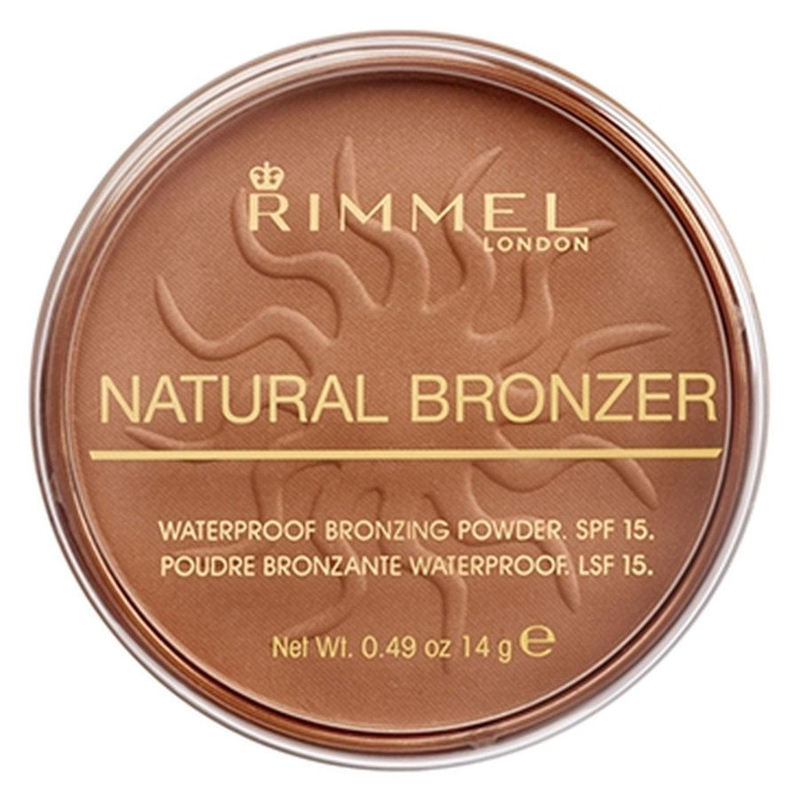 Rimmel Natural Bronzer Sun Bronze 022 14 g