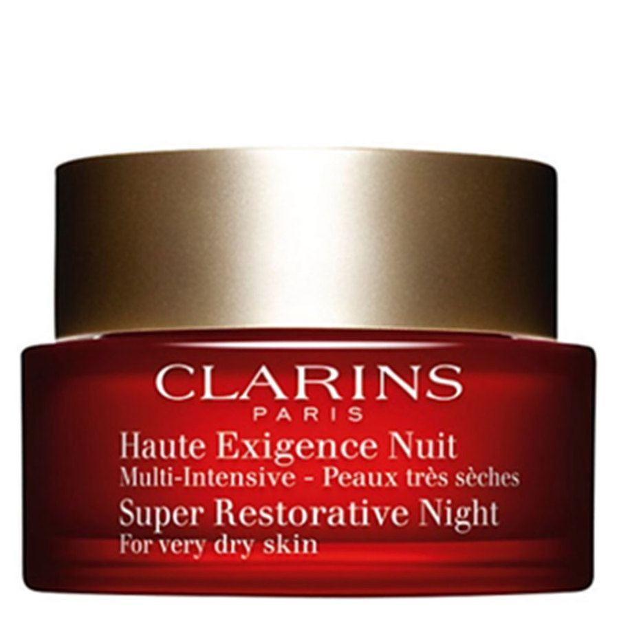 Clarins Super Restorative Night Wear Very Dry Skin 50 ml