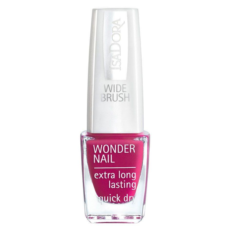 IsaDora Wonder Nail Wide Brush #567 Think Pink 6ml