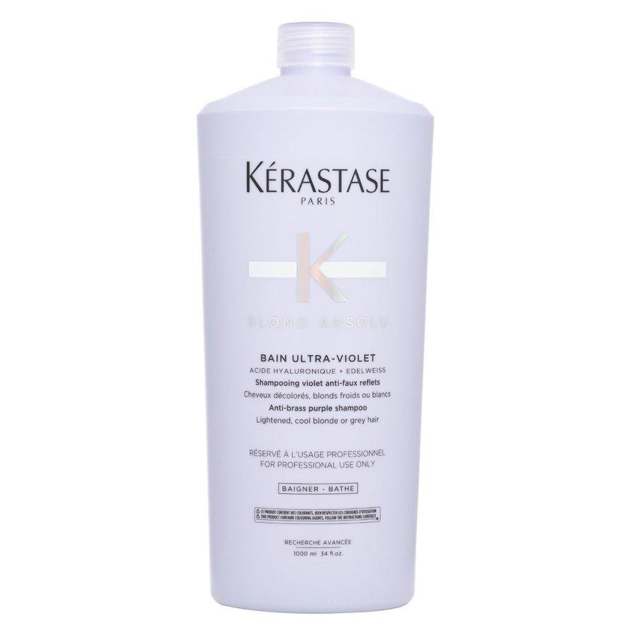 Kérastase Blond Absolu Bain Ultra-Violet Shampoo 1000 ml