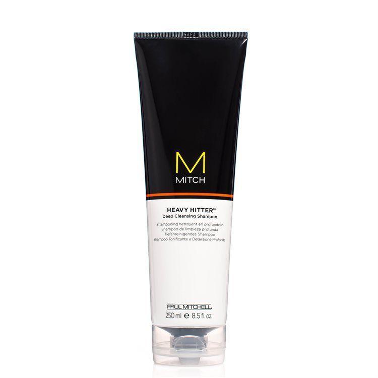 Paul Mitchell Mitch Heavy Hitter Deep Cleansing Shampoo 250ml