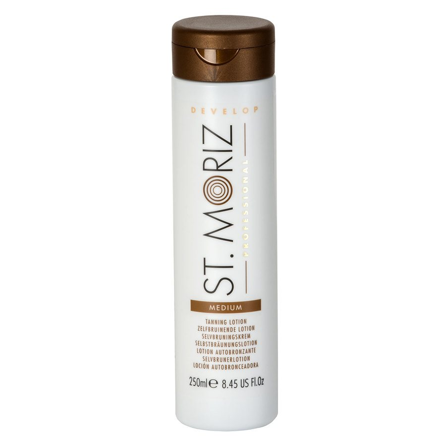 St. Moriz Professional Tanning Lotion Medium 250ml