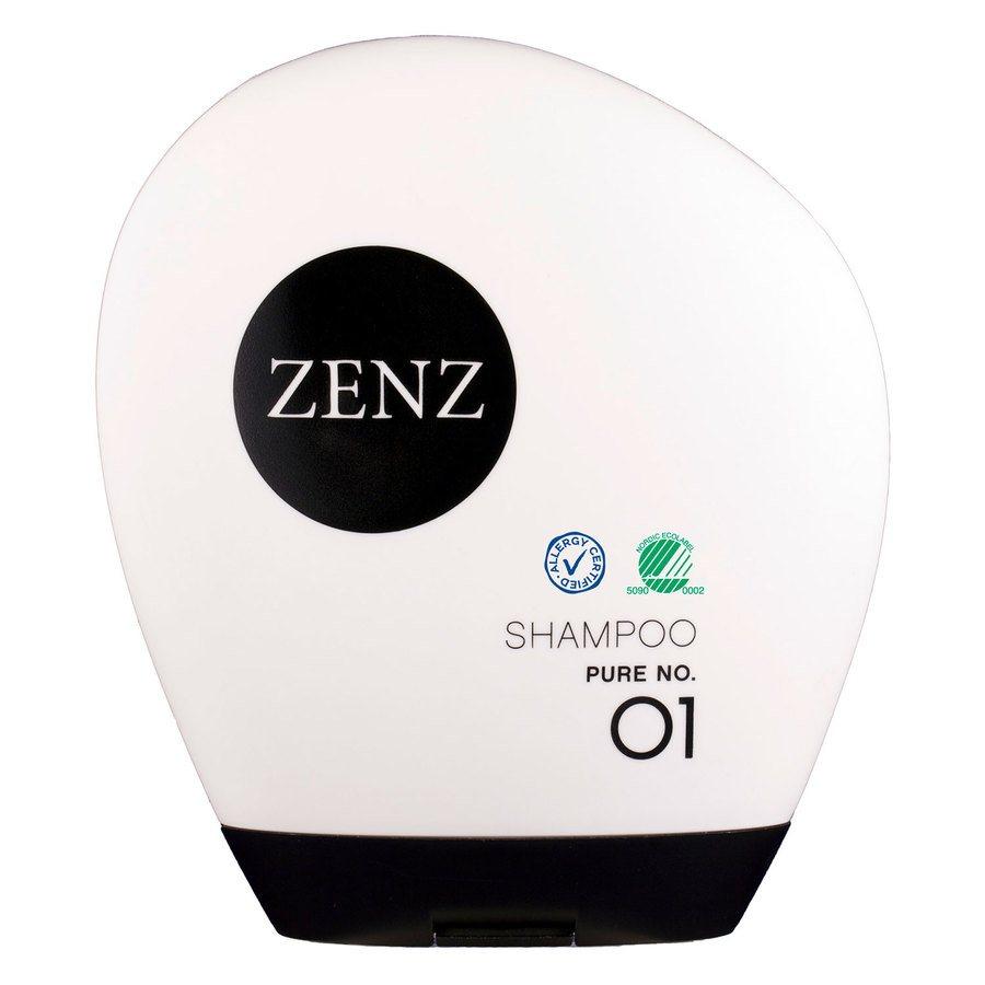 Zenz Organic No. 01 Pure Shampoo 250 ml
