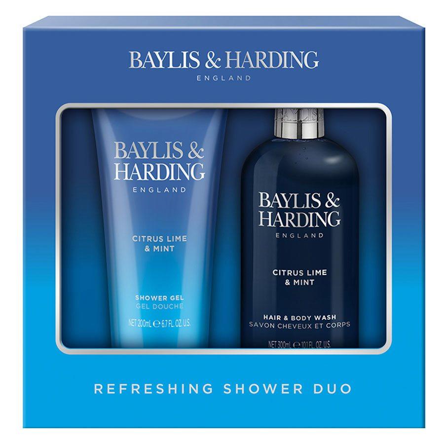 Baylis & Harding Citrus Lime & Mint Body Duo Set