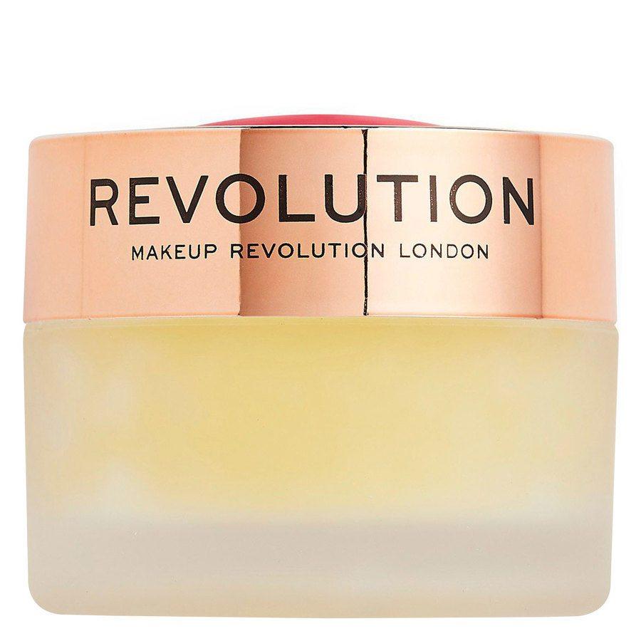 Makeup Revolution Sugar Kiss Lip Scrub Pineapple Crush 15 g