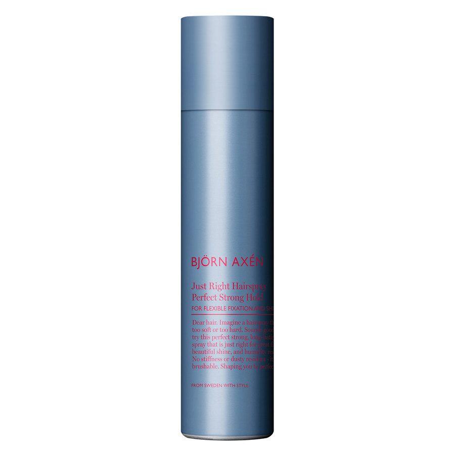 Björn Axén Just Right Hairspray 250 ml