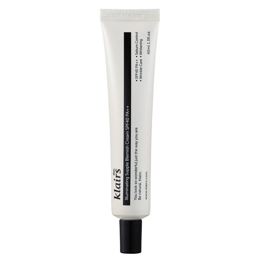 Klairs Illuminating Supple Blemish Cream SPF40 40 ml