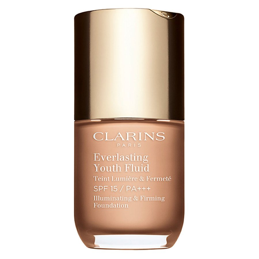 Clarins Everlasting Youth Fluid Foundation #107 Beige 30ml