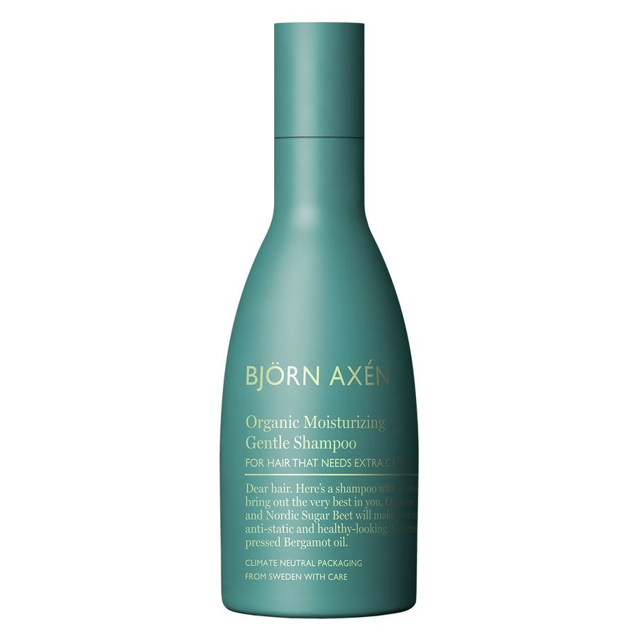 Björn Axén Organic Moisturizing Gentle Shampoo 250 ml
