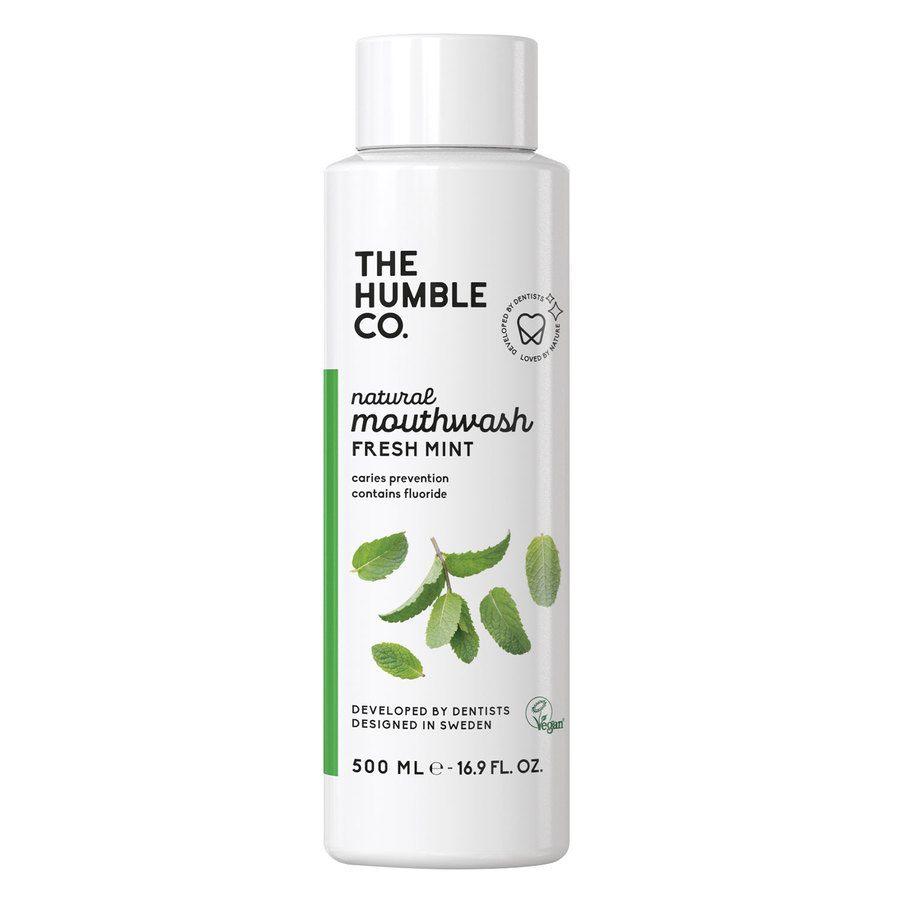 The Humble Co Humble Natural Mouthwash Fresh Mint 500 ml