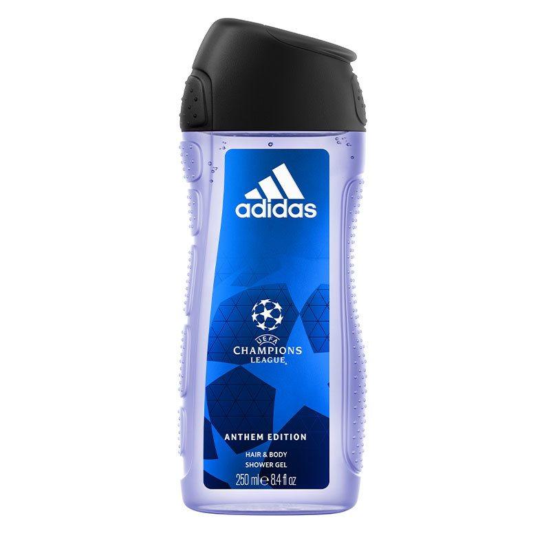 Adidas Uefa Champions League Anthem Edition Body And Hair Shower Gel 250 ml