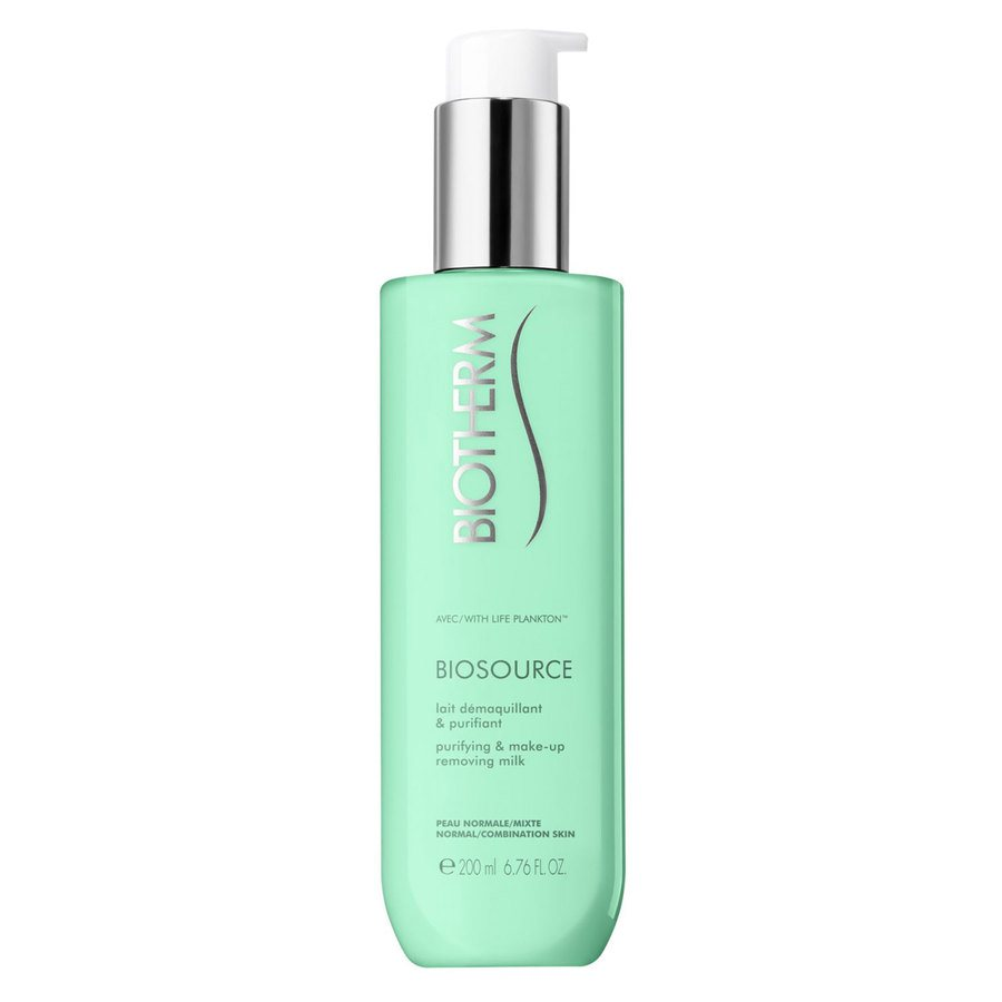 Biotherm Biosource Purifying Cleansing Milk Normal/Combination Skin 200 ml