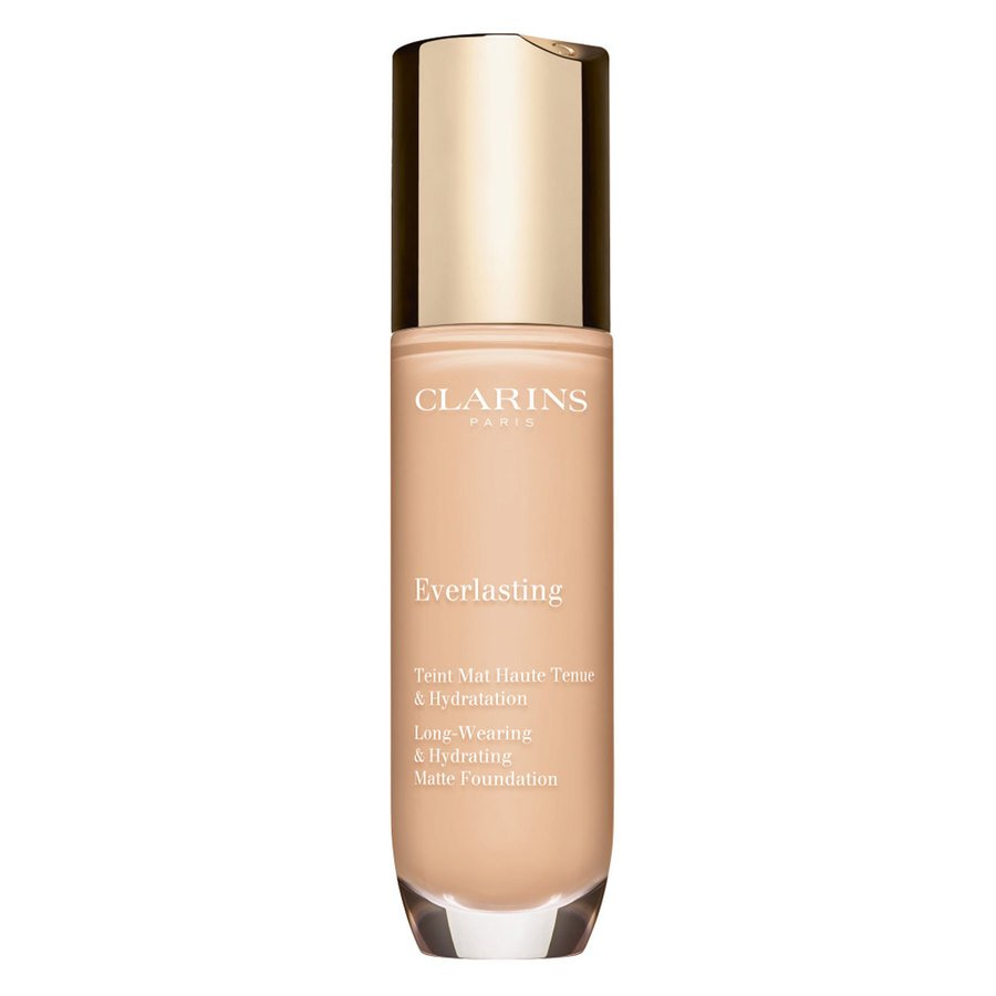 Clarins Everlasting Foundation #105 Nude 30 ml