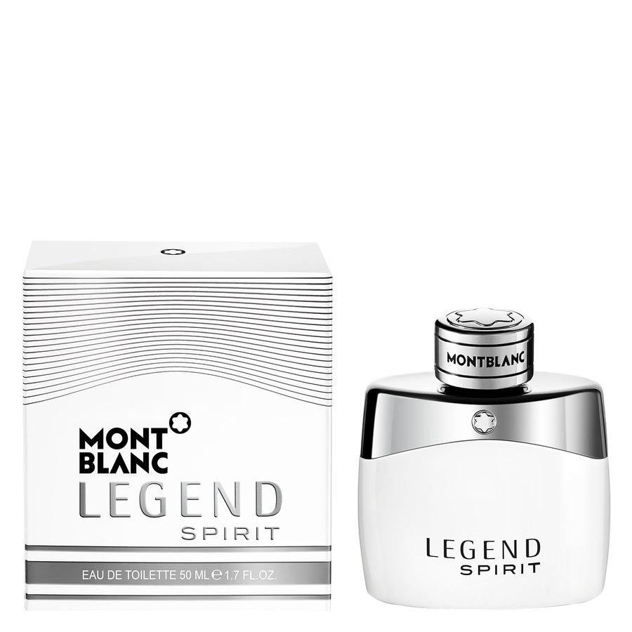 Mont Blanc Legend Spirit Eau De Toilette 50 ml