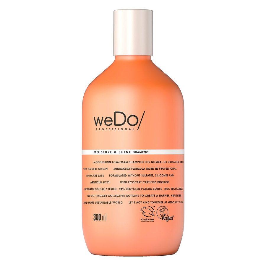 weDo Moisture & Shine Shampoo 300 ml
