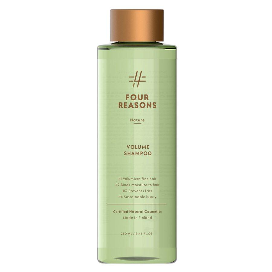 Four Reasons Nature Volume Shampoo 250 ml