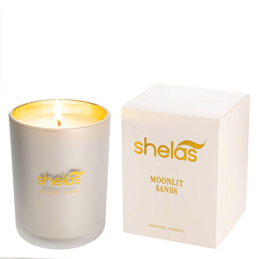 Shelas Moonlit Sands doftljus 250 g