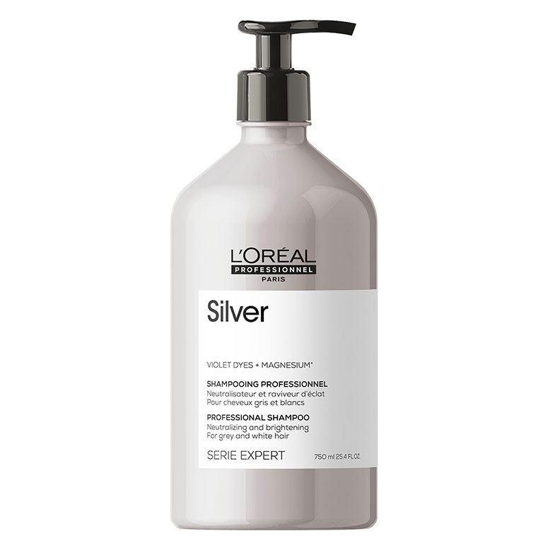 L'Oréal Professionnel Série Expert Silver Shampoo 750 ml