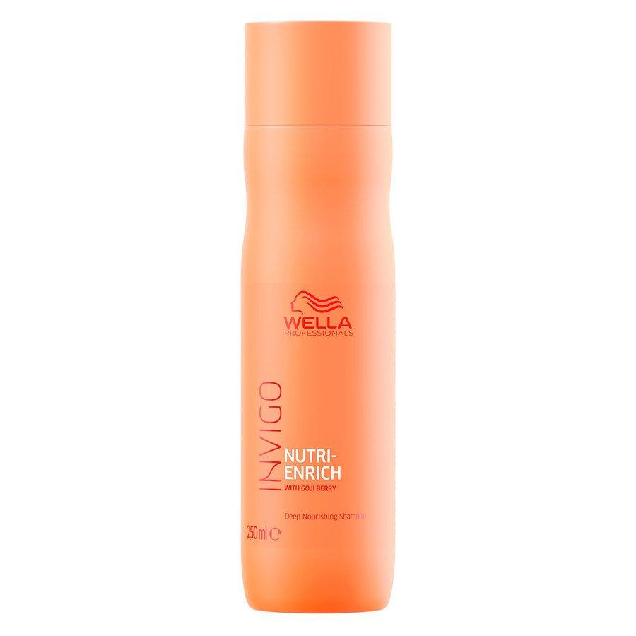 Wella Professionals Invigo Nutri-Enrich Deep Nourishing Shampoo 250 ml