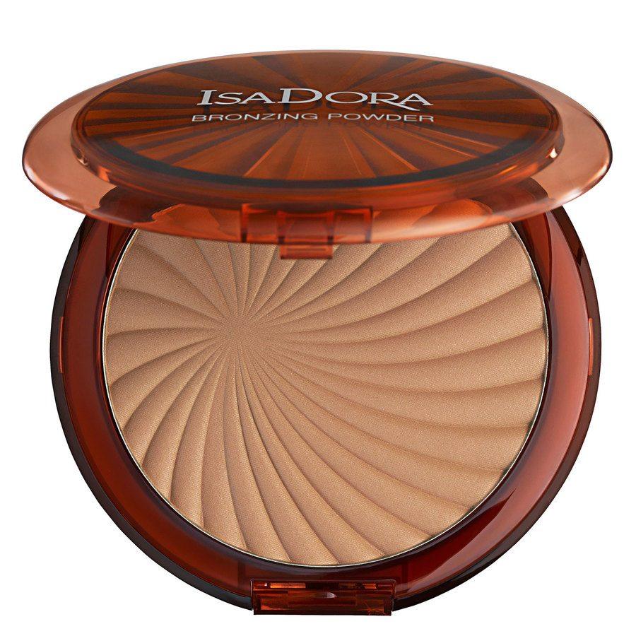 IsaDora Bronzing Powder 80 mm #03 Golden Tan 20g