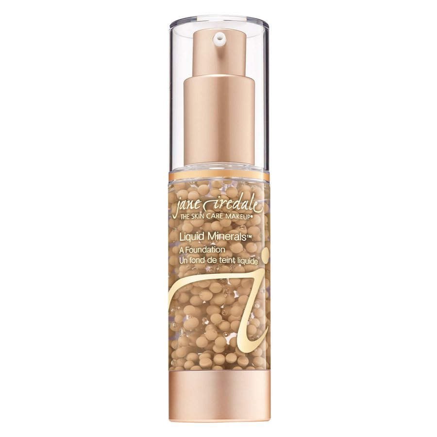 Jane Iredale Liquid Minerals Foundation Golden Glow 30 ml