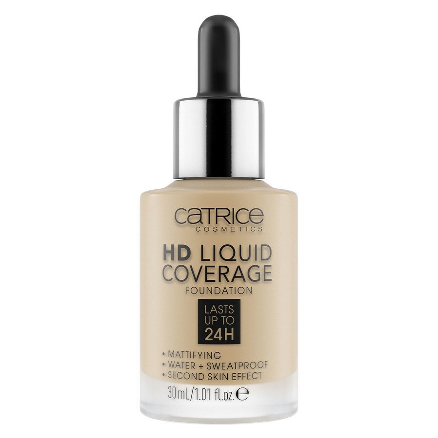 Catrice HD Liquid Coverage Foundation 032 Nude Beige 30 ml