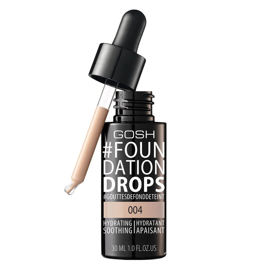 GOSH Foundation Drops #004 Natural 30 ml