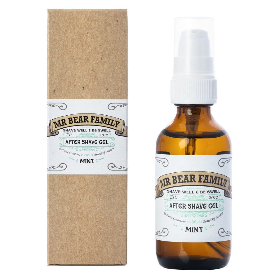 Mr Bear Family After Shave Gel Mint 60 ml